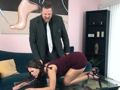 Punishment For Teen Girlfriend Blair Summers