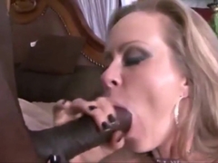 Dyanna Lauren Fucked By Big Black Cock