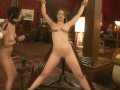 Group sex sex video featuring Cherry Torn and Sarah Shevon