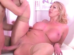 Superb Patient (Leigh Darby) Come To Doctor And Get Nailed mov-16