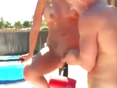 Phoenix Marie and Sadie Swede in amazing buttfucking porno in outdoor