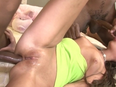 Horny pornstars Trinity St. Clair, Mark Anthony in Hottest Interracial, Gangbang xxx scene
