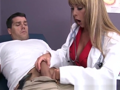 Brazzers - Doctor Adventures - Does My Dick Work Doc scene s