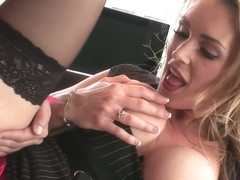 Real Estate Agent Tanya Tate Uses Her Big Juicy Tits To Make a Sale