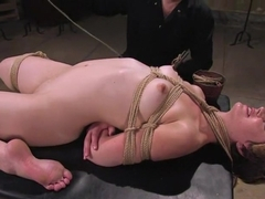 Sarah Shevon fist fucked by Felony