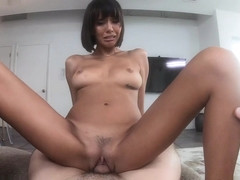 Janice Griffith in Jerk Sleeve Warm Up - PovD