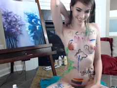 Crazy Homemade video with Fetish, College scenes
