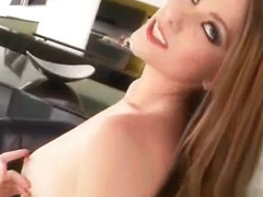 Crazy Freak Girl (shae snow) Put In Her Sex Things As Dildos video-27