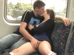 Amateur Australian couple bedroom sex