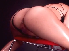 Threesome sex video featuring Anna Anjou