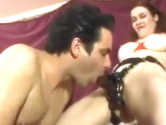 Horny sex video Strap On exotic full version