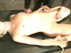 Unearthly Dylan Ryan in wild hardcore drilling