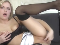 Horny daughter blowjob instruction