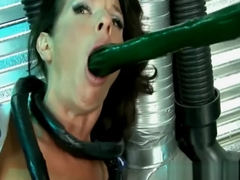 Veronica avluv attacked by tentacles