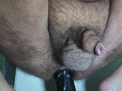 Dick rambone deep in ass