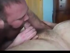 Horny gay video with Gangbang, Vintage scenes