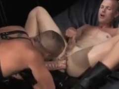 Horny gay scene with Muscle, Bear scenes