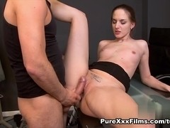 Lien Parker in All British Ass Video