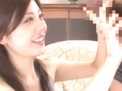 Best Japanese model Tohmi Ohkawa in Exotic Gangbang, Handjob JAV video