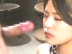 Hottest Japanese whore Eririka Katagiri in Fabulous Blowjob, Fetish JAV scene