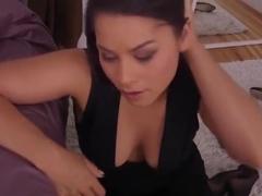 Stunning amateur whore fucks taboo by a stranger