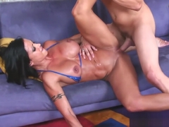 RealMomExposed - Jewels Jade shoots porn to get all the sex