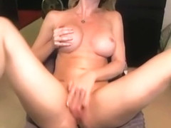 Angela Sommers sexy webcam cum show
