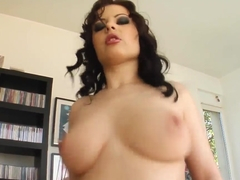 Slut Veronika gets nailed in provocative threesome
