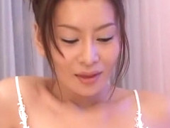 Crazy Japanese chick in Incredible DP/Futa-ana, Big Tits JAV movie
