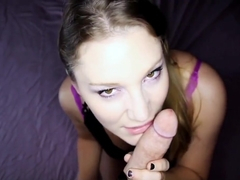 POVLife - GF Aurora Snow Squirting!