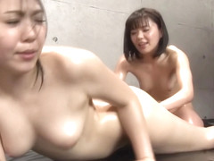 Asian Lesbian Teanna Kai Kitty Lick Learn To Cum