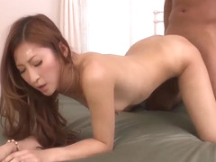 Beautiful porn scenes on cam with naked Reira Aisaki