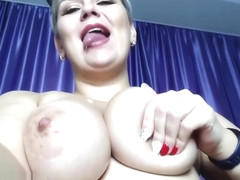 Romania Milf on cam squirts