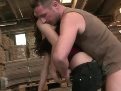Addison Dark getting holes licked and pounded