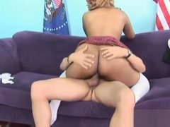 Incredible sex scene Blonde fantastic , it's amazing