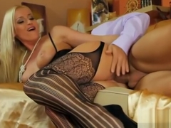Hot Kathia Nobili featuring cocksucking video