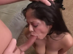 Pussy-Drilling This Latina Whore - 69 Studios