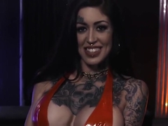 BurningAngel Big Tits Tattooed Chicks FIRST TIME PORN
