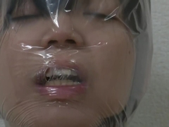 Rubber Girl Breathplay