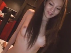 Exotic Japanese slut Erika Kurisu in Hottest JAV movie