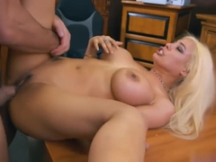 Massive Boobs Luna Star Gets Pounded Hard By Dea Agent
