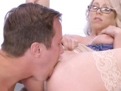Hot Slut Patient (Katie Morgan) Seduce And Hard Bang With Doctor mov-17