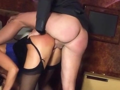 WOW! Sexy Stepmom Waiting For Taboo Cum Swallow