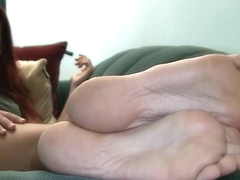 Alexis Candid Stinky Soles Part 7