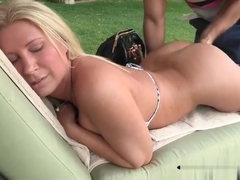 Mature porn video featuring Devon Lee and Britney Young