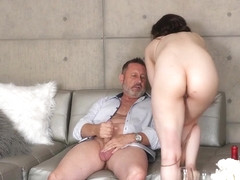 Casey Calvert & Brad Armstrong in Sexual Fidelity Scene 2 - WickedPictures
