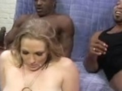 Vicky Vixen IR double penetration