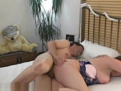 Neighbors Buxom Daughter Fingered Fucked Eaten By Older Man