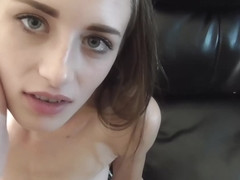 Kyler Quinn is deepthroating knowing how much her partner likes it, before fucking her brains out