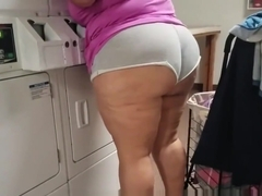 BBW Dirty Laundry Short Shorts